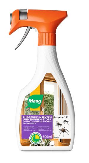 Insectan F gegen fliegende Insekten, 500 ml