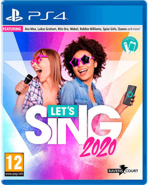 PS4 - Let's Sing 2020