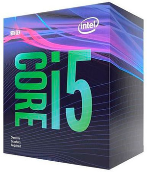 Core i5-9400F 2.9 GHz