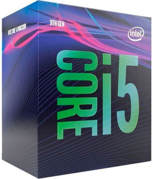 CPU Core i5-9400 2.9 GHz