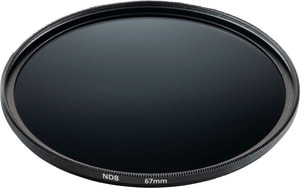 Graufilter-Set ND8, ND64, ND1000, 67 mm