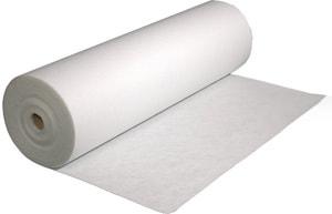 Isolamento acustico dal calpestio in tessuto non tessuto Alvis 160, 20 m2