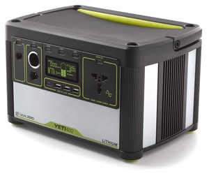 GoalZero Power Station Yeti 400 Lithium