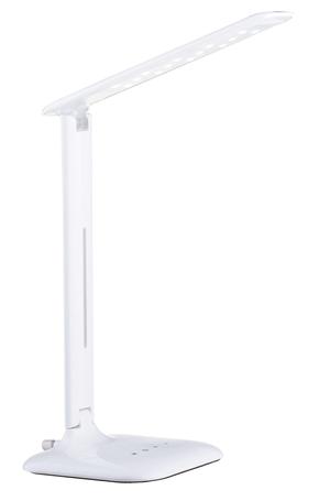 LED Tischleuchte Caupo weiss