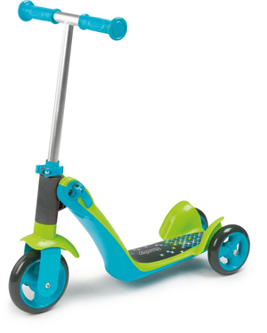 Smoby Reversible Scooter Blue
