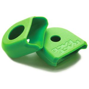 Crank Boot Alu grün