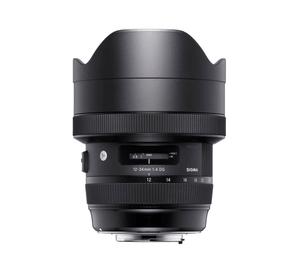 12-24mm/4.0 DG HSM Art, Nikon-AF objectif