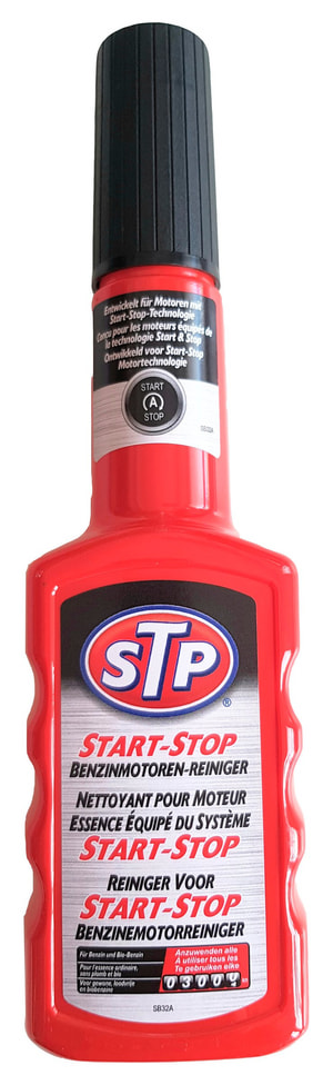 Start-Stop Benzinmotoren-Reiniger