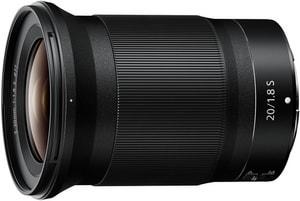 Nikkor Z 20mm f/1.8 FX S