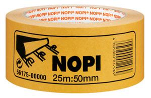 Ruban de pose pour moquettes Nopi 25mx50mm