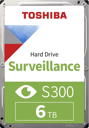 "S300 Surveillance 6To 3.5"" SATA (BULK)"