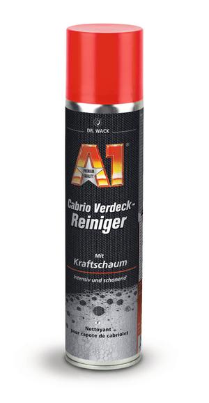 Cabrio Verdeck-Reiniger