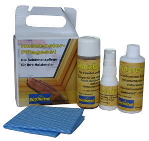 Kit di pulizia fines tra e porta in legno