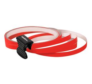 PIN-Striping design cerchioni rosso