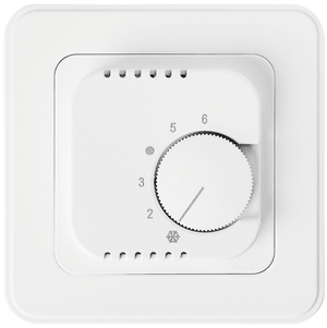 UP Thermostat mit Drehrad