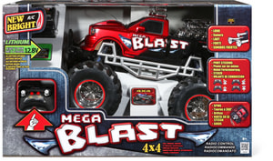 RC Full Funktion Mega Blast 1:8
