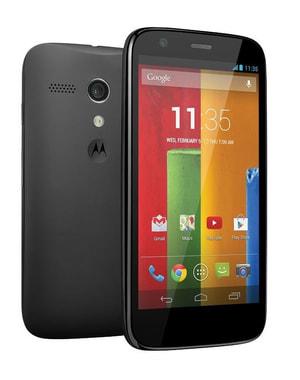 Motorola Moto G LTE 8GB noir
