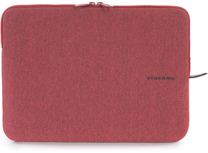 """Second Skin Notebook Tasche 13.3"""" - 14"""" - rosso"""