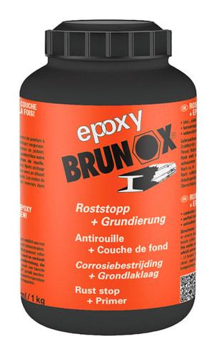 Brunox Epoxy Rostsanierer und Grundierer 1000 ml