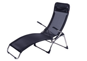 Chaise lounge inclinable Samba