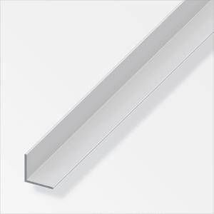 Winkel-Profil gleichschenklig 1.5 x 20 x 20 mm silberfarben 2 m