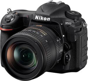 D500, AF-S DX VR 16-80mm + 3 Jahre Swiss Garantie