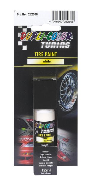 Tire Paint weiss 12 ml