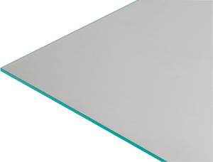 Verre acrylique plat  qualité extrudé