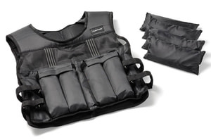 Gilet con pesi Weighted Vest 15 kg