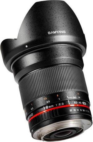 16mm / 2.0 ED AS UMC SC (Fujifilm X) Objektiv feste Brennweite für Fujifilm X