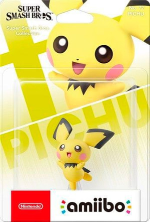 amiibo Super Smash Bros. Collection - Pichu