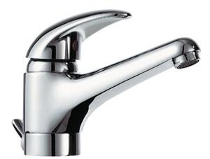 Miscelatore lavabo bocca girevole Eco Click