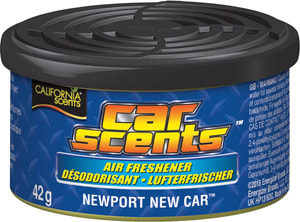 California Scents Car Newport New Car