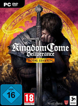 PC - Kingdom Come Deliverance Royal Edition I