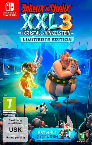 NSW - Asterix & Obelix XXL 3: Der Kristall-Hinkelstein - Limitierte Edition