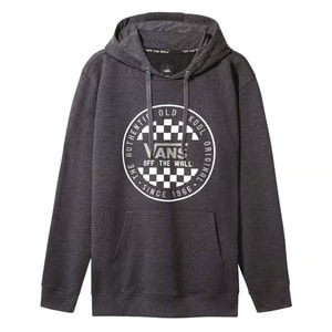 Checkered Side Stripe Hoodie