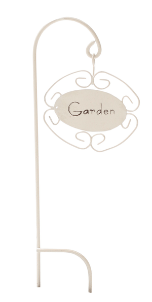 Mini-Gardening Gartenschild