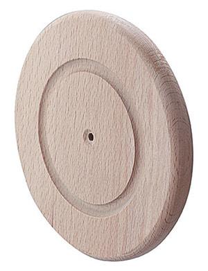 Roue en bois D40 mm