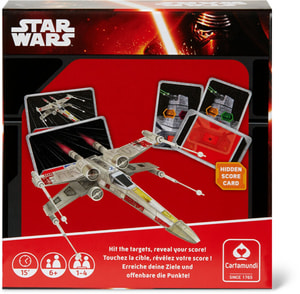 Star Wars - Révéle les missions secrétes (FSC®)