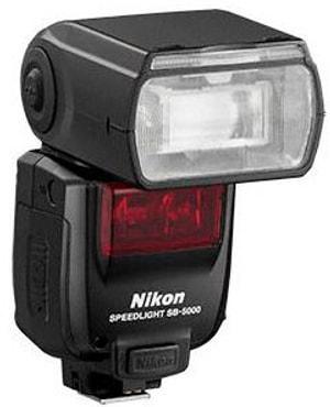 SB-5000 Flash