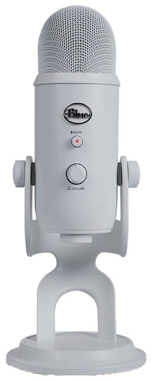 Yeti Microphone Whiteout USB