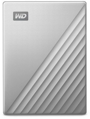 My Passport Ultra per Mac 4 TB