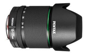 PENTAX smc DA f/3.5-5.6 Objectif à zoom 18-135mm