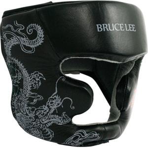 Deluxe Kopfschutz mit Kinn- und Kieferschutz verstellbar S/M