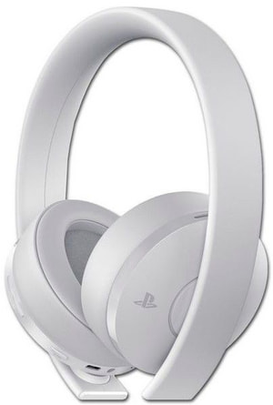 PS4 Wireless Headset 7.1 Gold White
