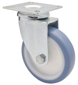 Apparate-Lenkrolle D100 mm