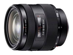 Alpha Lens 16-50mm F2.8 SSM objectif