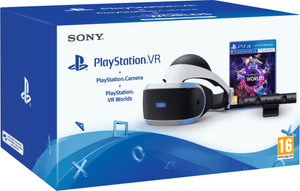 PS4 VR Brille V2 + Camera + VR Worlds