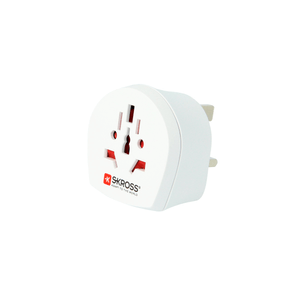 World to UK-Adapter