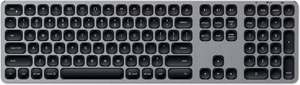 Aluminium BT Tastatur